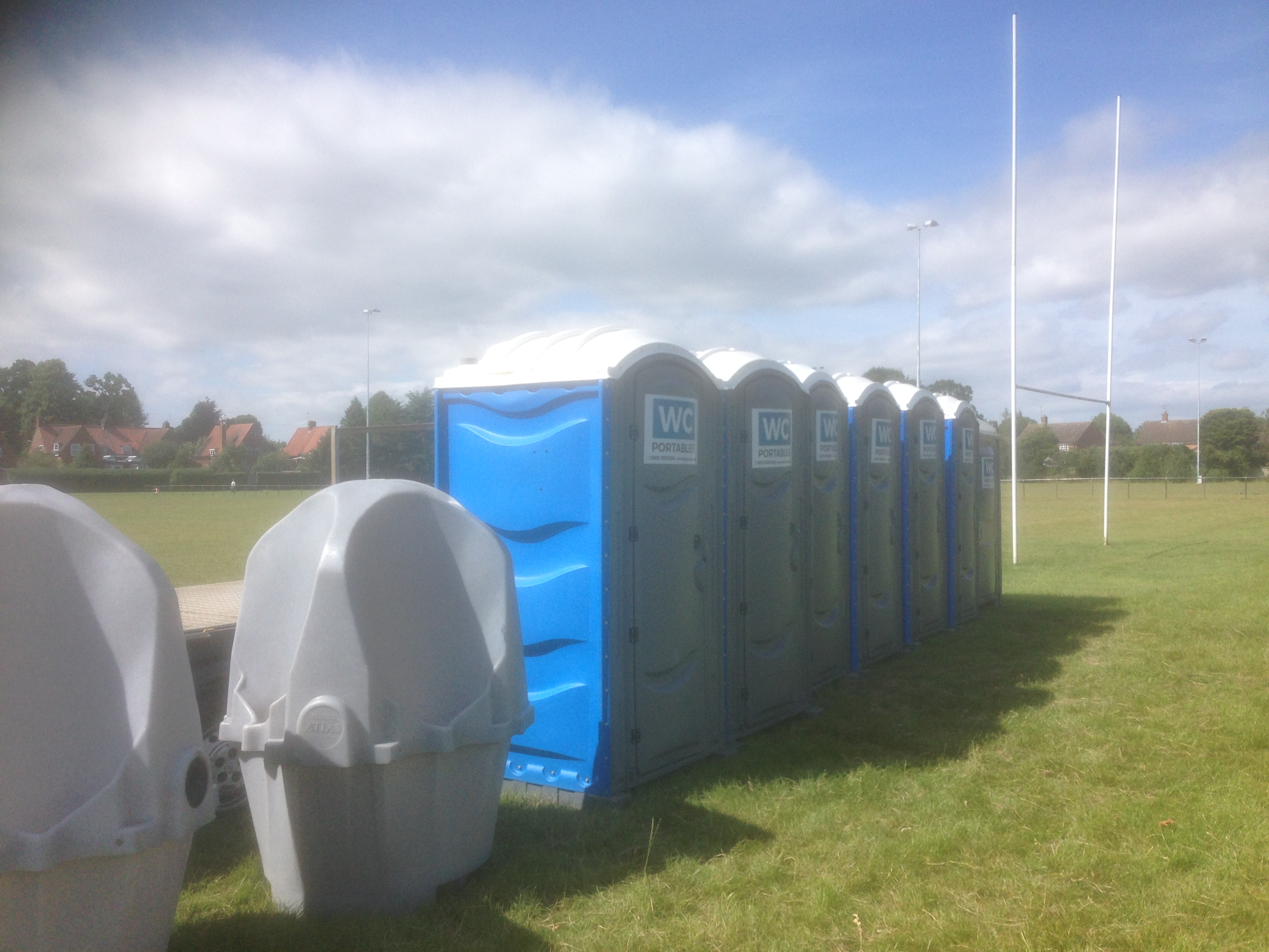 lifespan of portable toilets