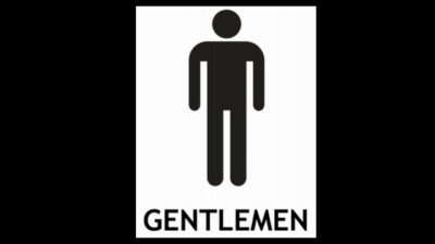 Toilet Of Wc Etiquette.A Gentleman S Guide To Maintaining Public Toilet Etiquette