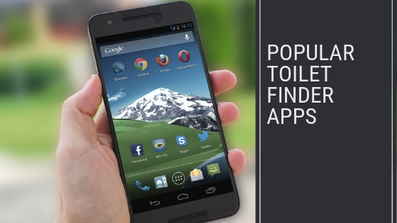 popular toilet finder apps