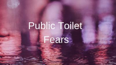 public toilet fears
