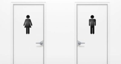 Male and female toilet ratio