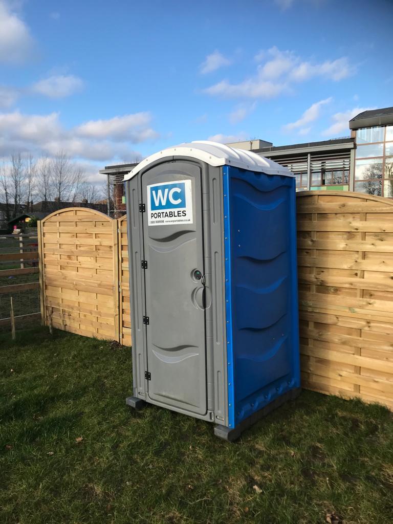 empty public toilet