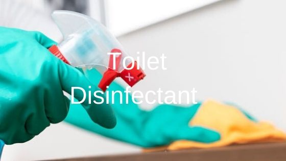 public toilet disinfectant