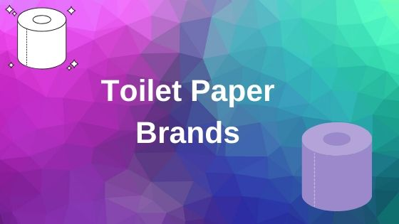 Leading toilet paper brands