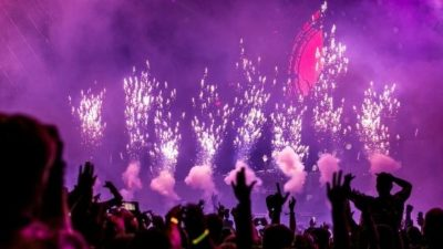 music festival picture